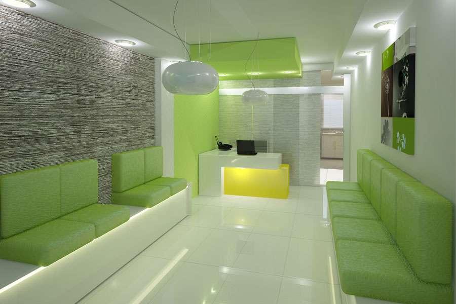 طراحی دکوراسیون مطب و کلینیک