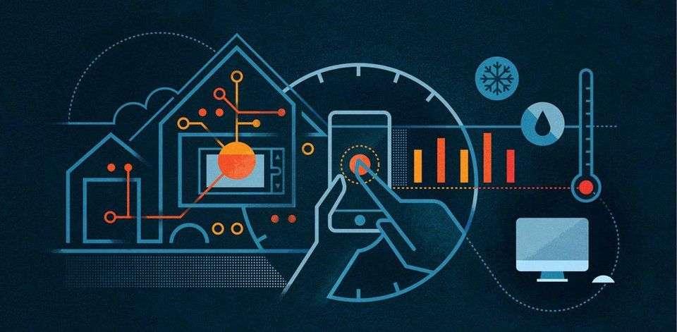 رابطه هوشمندسازی و مصرف انرژی ساختمان